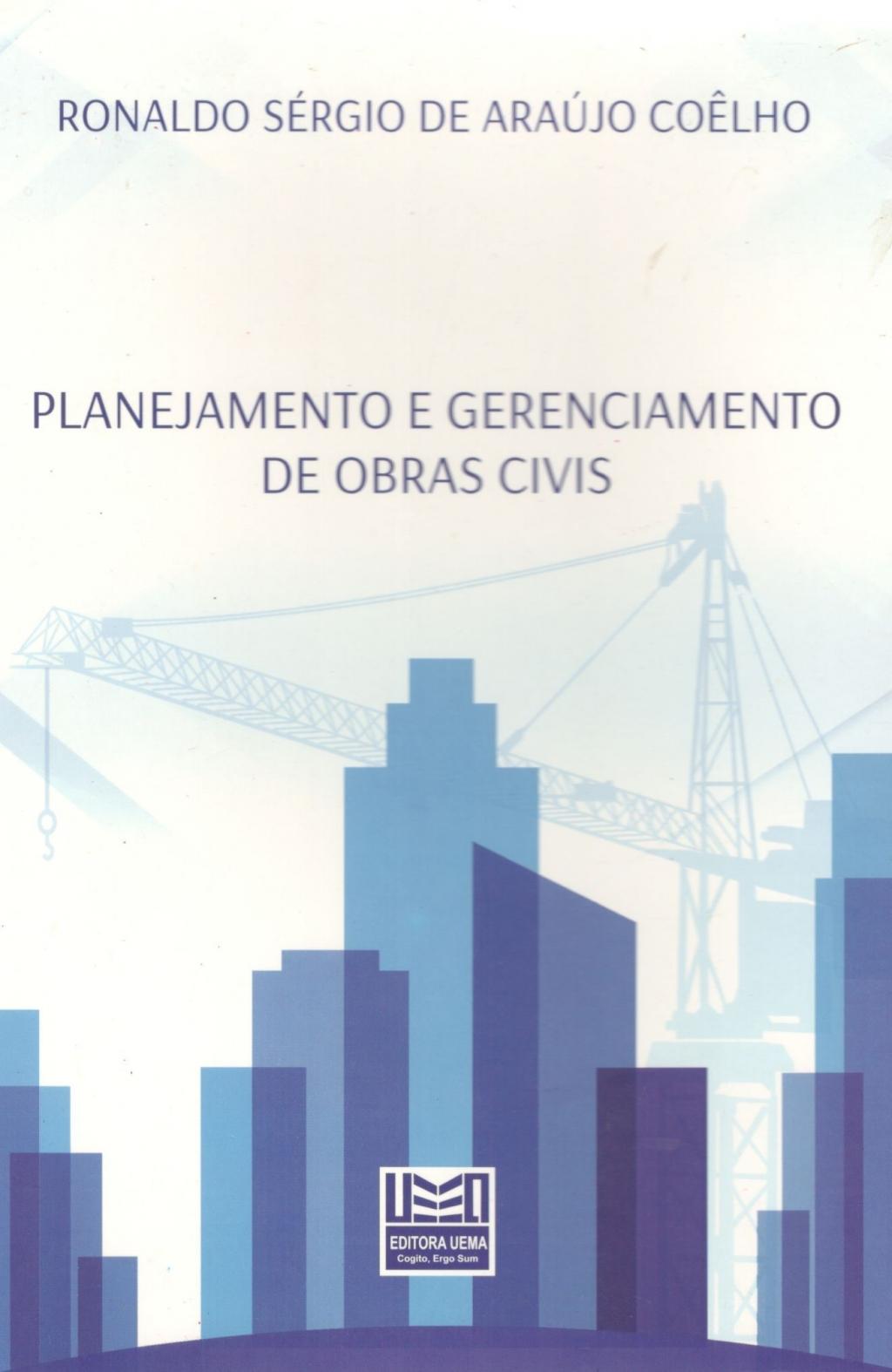 Planejamento e gerenciamento de obras civis (esgotado)