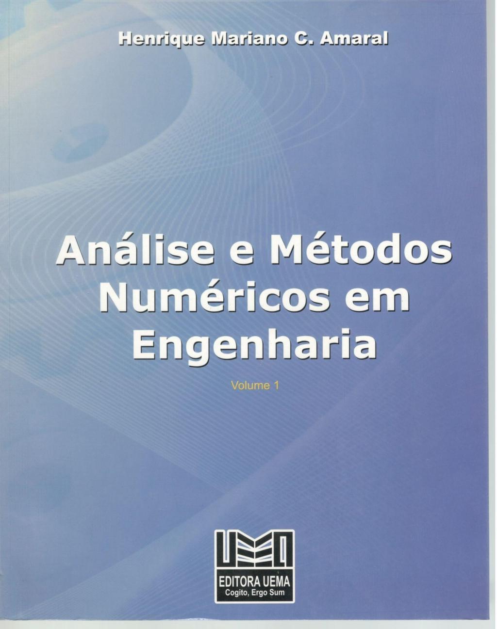 Análise e métodos numéricos em engenharia