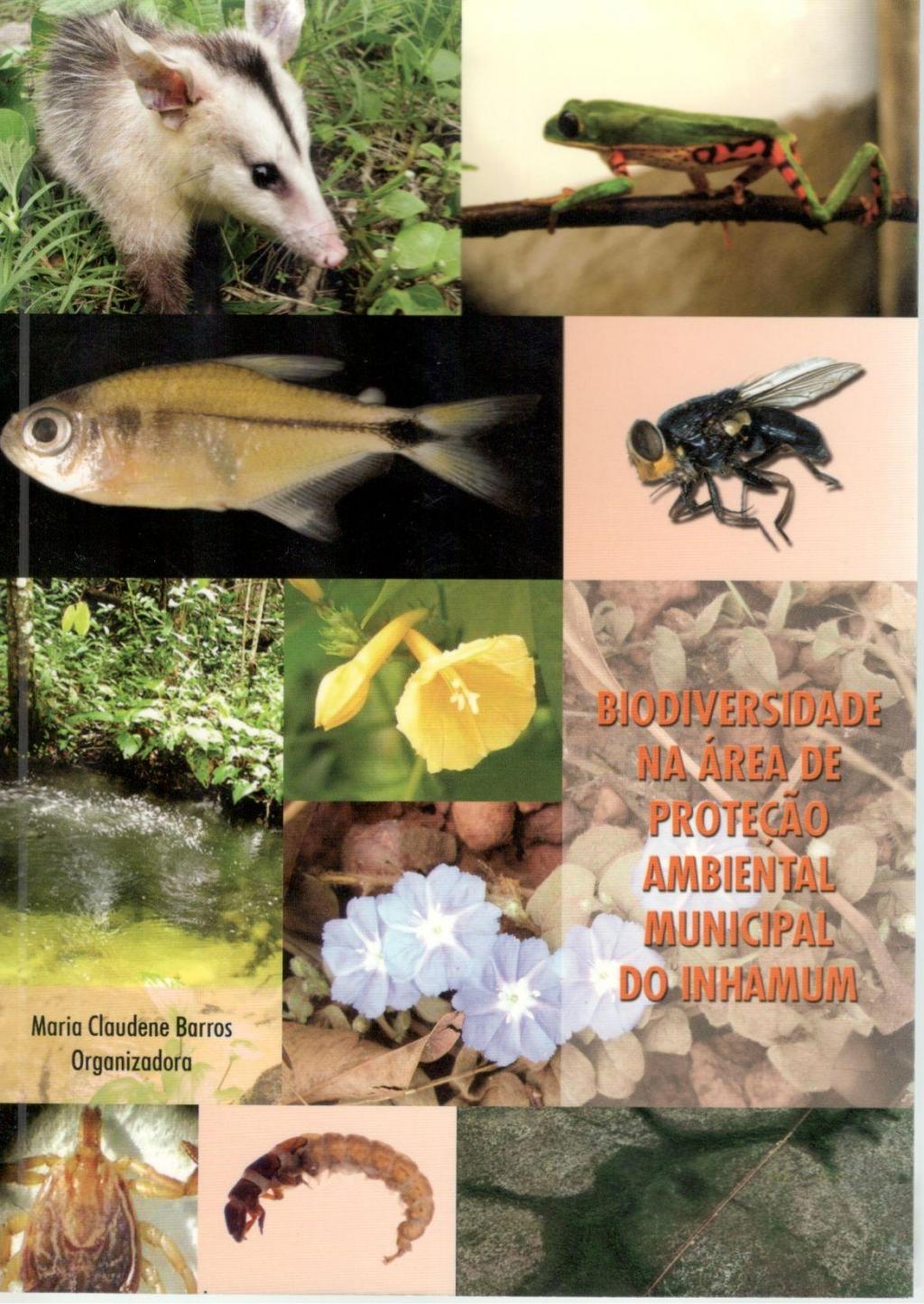 Biodiversidade na área de proteção ambiental municipal do Inhamum (Esgotado)
