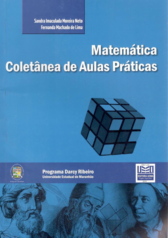 Matemática coletânea de aulas práticas (Esgotado)