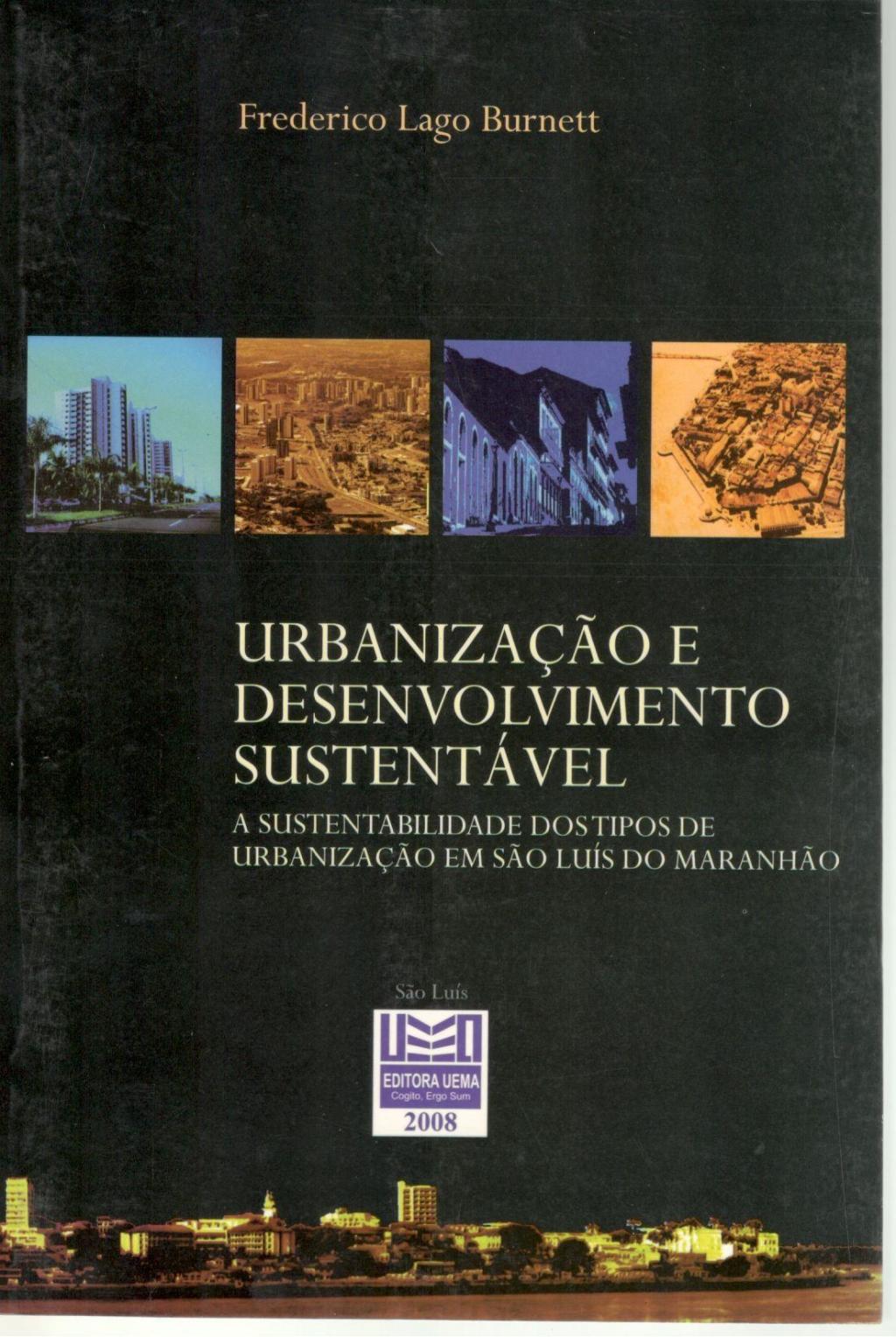 Urbanização e desenvolvimento sustentável (Esgotado)