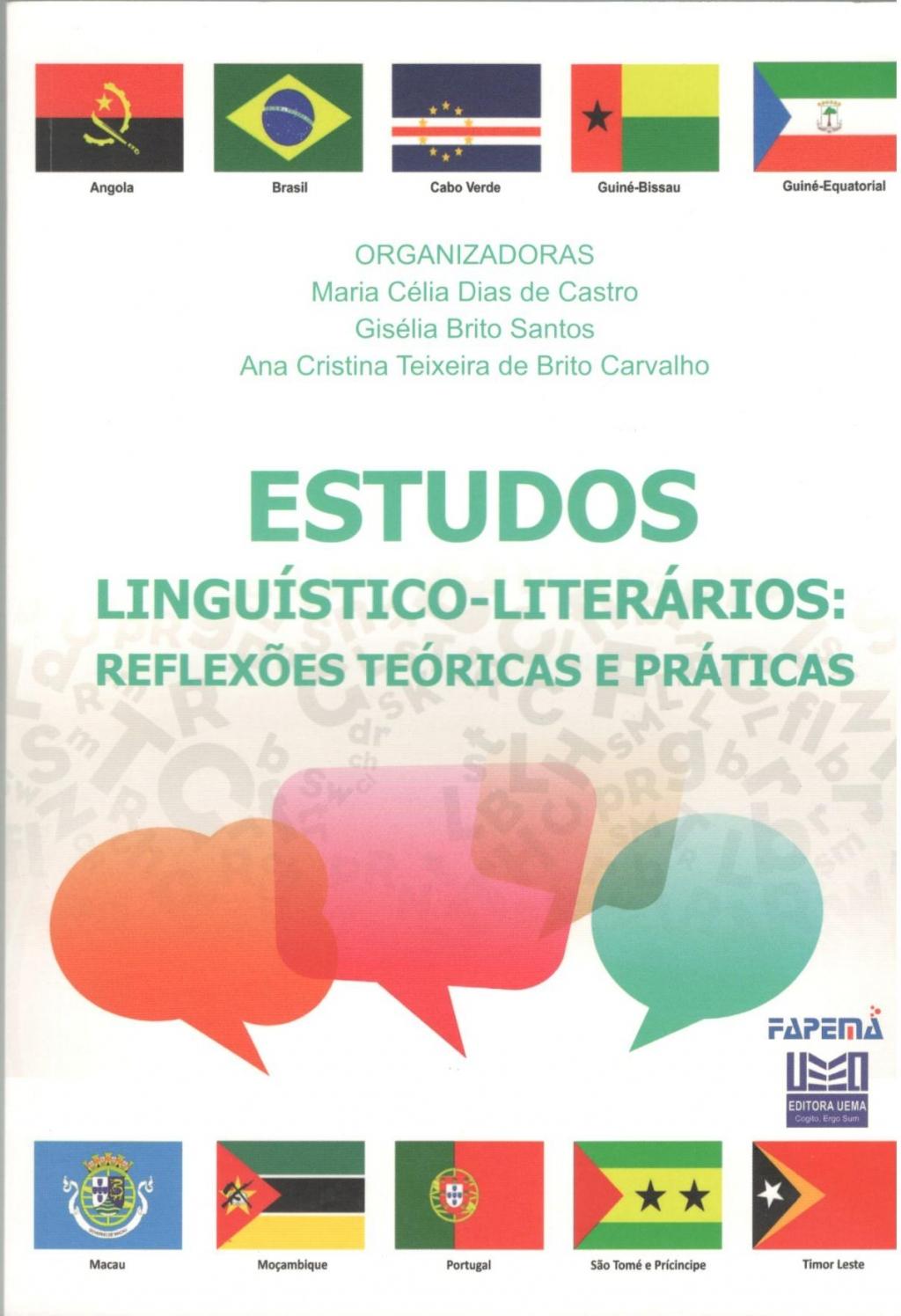 Estudos linguístico-literários (Esgotado)