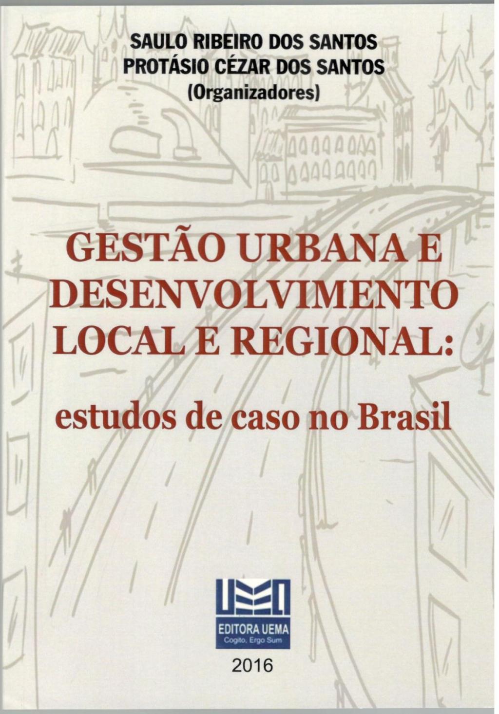 Gestão urbana e desenvolvimento local e regional (Esgotado)