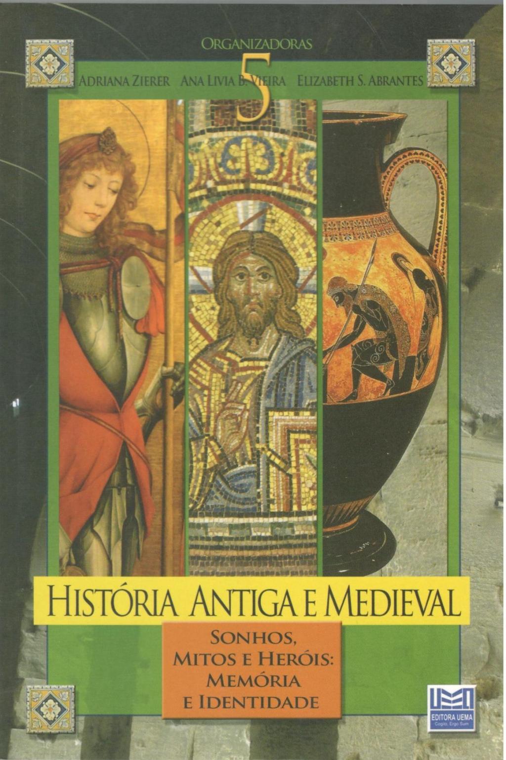 História antiga e medieval vol V (Esgotado)