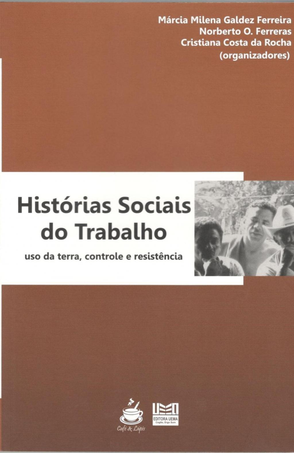 História Social do trabalho (Esgotado)