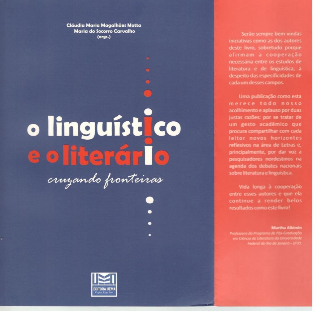 O linguístico e o literário (Esgotado)