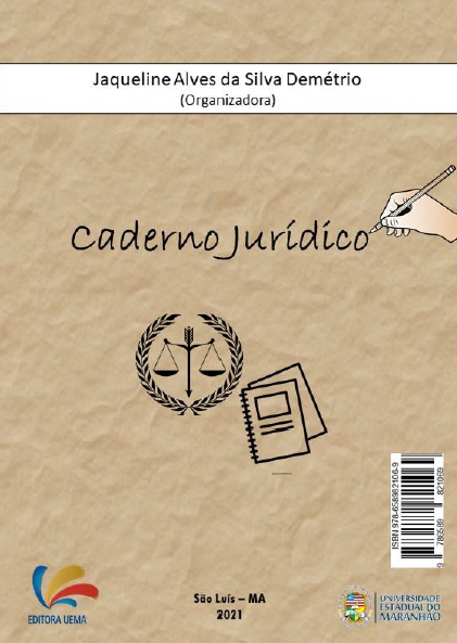 Caderno Jurídico (DISPONÍVEL PARA DOWNLOAD)