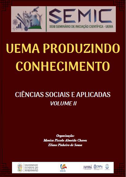 UEMA produzindo conhecimento: Ciências Sociais e Aplicadas, volume 2 (DISPONÍVEL PARA DOWNLOAD)